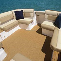 ECO-BEAUTY best price water proof woven vinyl flooring for boat bus commercial area