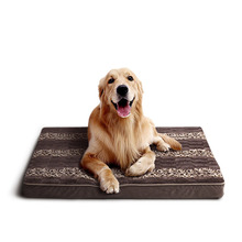Dog bed cozy and warm bed for pet plush pet products