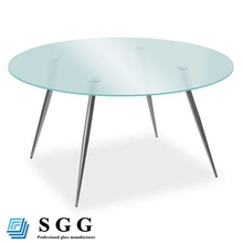 High quality stained glass table top