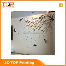 Fairytale mural wall art paper sticker for decoration