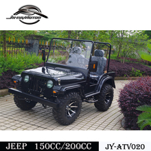 China Made CE 800cc mini jeep willys