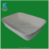 environmental friendly biodegradable carbon fiber injection molding,fiber molding trays