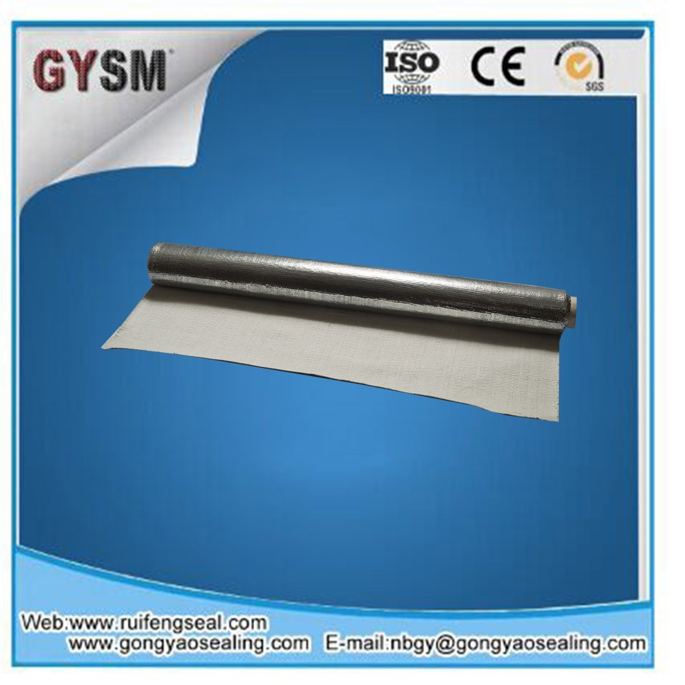 Ceramic Fiber Cloth Aluminium