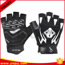 Professional custom made short finger mountain bike gloves