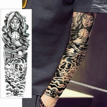 Wholesale Fake Temporary Tattoos Sleeves For Men