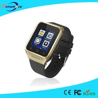 Touch screen android smart watch phone sync for iphone support ios and andriod