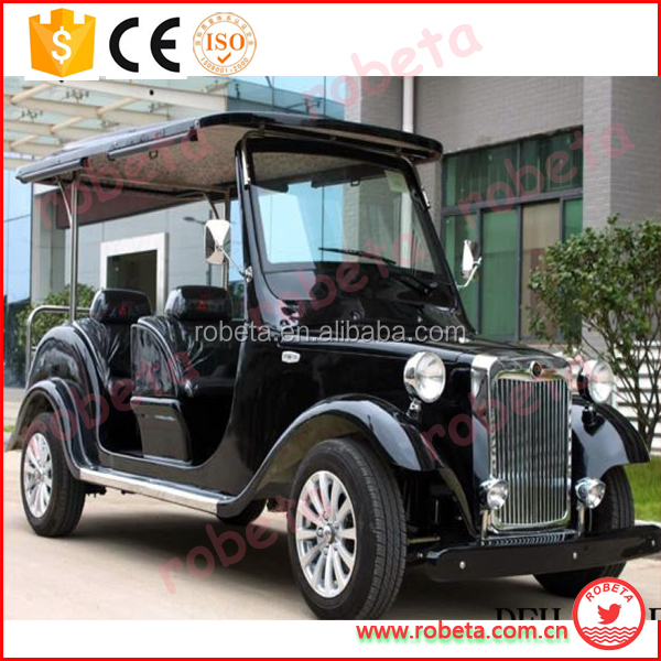 fashionable styles 8 seats electric classic vehicle/ eco-friendly sightseeing car