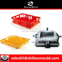 Taizhou mould for plastic bread crate manufacturer