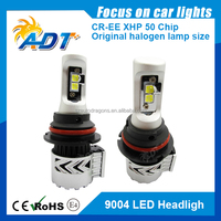 LED Headlight G8 9004 Xenon HID high power XHP50 LED light Upgrade 6000K