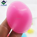 Manufacturers wholesale new design silicone facial cleaning brush silicone gel pad brush