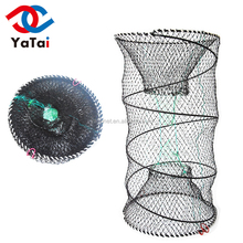 High quality nylon crab fishing net for eel trap crab cage