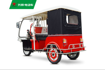 High quality Easy loading Electric Tricycle Cab 60V1000W