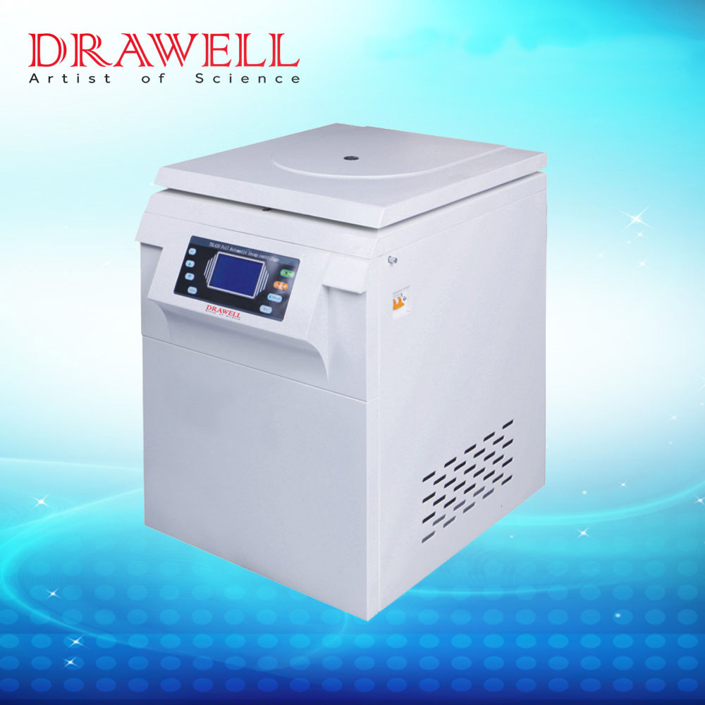 DW-DD5M blood bags refrigerated Floor Ultra-capacity large capacity centrifuge price