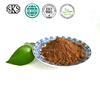 Export black brown cocoa powder