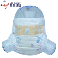 Disposable B second grade baby diapers supplier