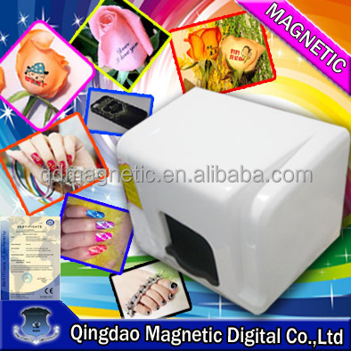 2014 MDK Cheaper digital diy flatbed artpro magic nail printer