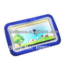 Shockproof Silicon Tablet pc Case for 7 inch Kids Tablet,Kid proof 7'' PAD Rugged Bumper Protector Cover Case