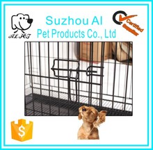Easily Folding Pet Metal Cage Dog Iron Kennel Wholesale