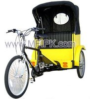 Pedicab three wheel
