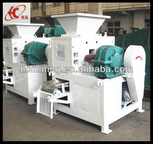 2013 China best quality coal/charcoal ball press briquetting plant