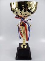 40cm High Quality Gold Trophy Cup Prize For Sports
