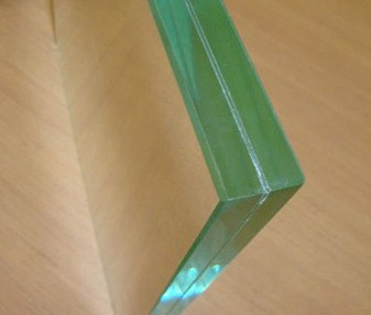 6.38 laminated glass