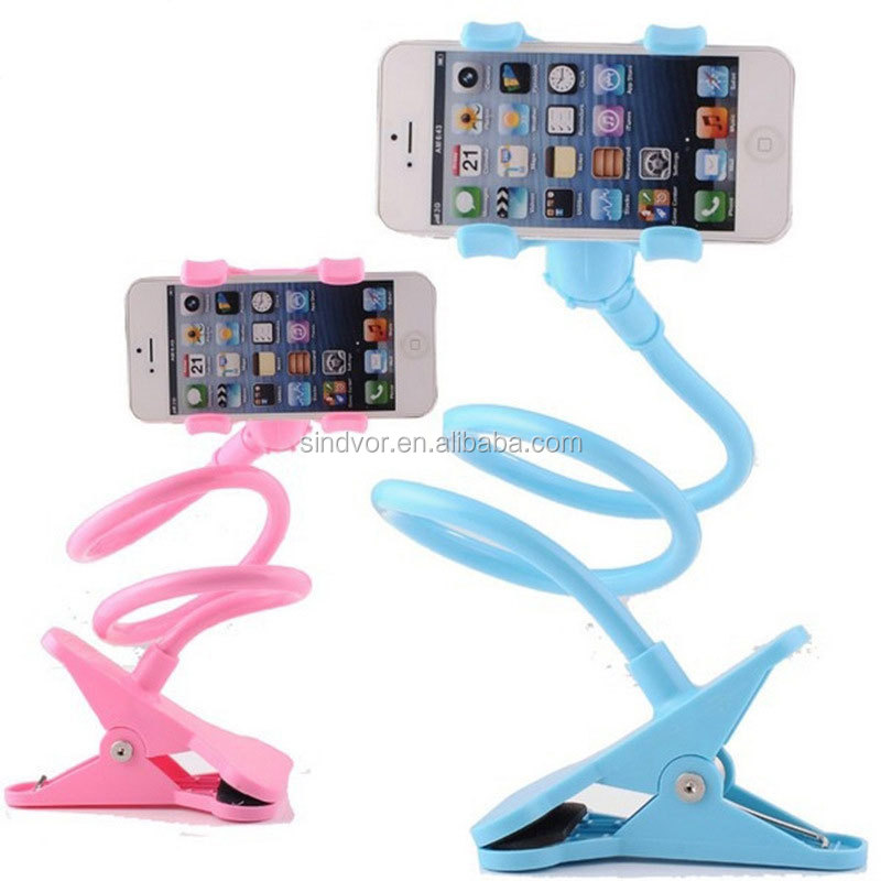 2016 Newest Hot Sale mobile phone holder , Lazy Pod Bracket , Ring holder for mobile phone