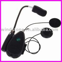 bluetooth intercom for skier or rider team ,motorycle or bike bluetooth interphone headset