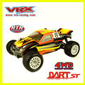riverhobby 1/18 scale 4wd electric rc car in radio control toys, mini rc car brushed rc models, made in china
