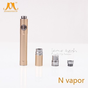 2016 New Wax Vaporizer Pen E-cigarette Nvape Popular In Us