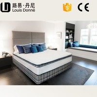 Low price gold supplier memory foam mattress wholesale
