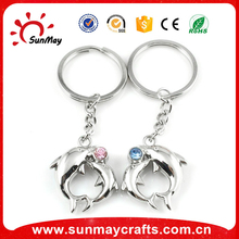 2016 high quality promotional custom metal key chain