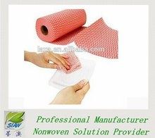 [FACTORY] Household kitchen nonwoven wipes lint free