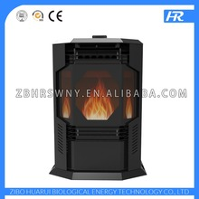 2017 made in China high quality pellet fireplace