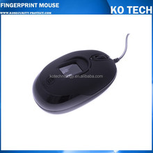 Biometric optical computer mouse prices KO-GT18