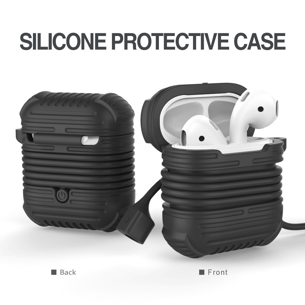 For Airpod Protective Case Cover Shell Airpod Silicone Skin