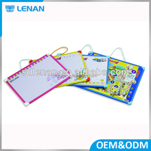 2017 High quality kids erasable drawing board magic magnetic board for children