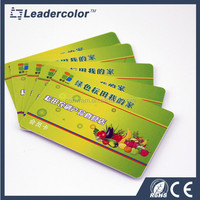 Nice printing Standard Size smart card