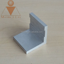 customized triangle aluminum extrusion profile low price