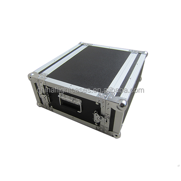 Portable 4U Effect Rack Case Cheap Road Flight Case Sale