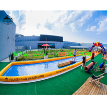 Customized Size and Color Adult Inflatable Swimming Pool, Large Long Inflatable Pool