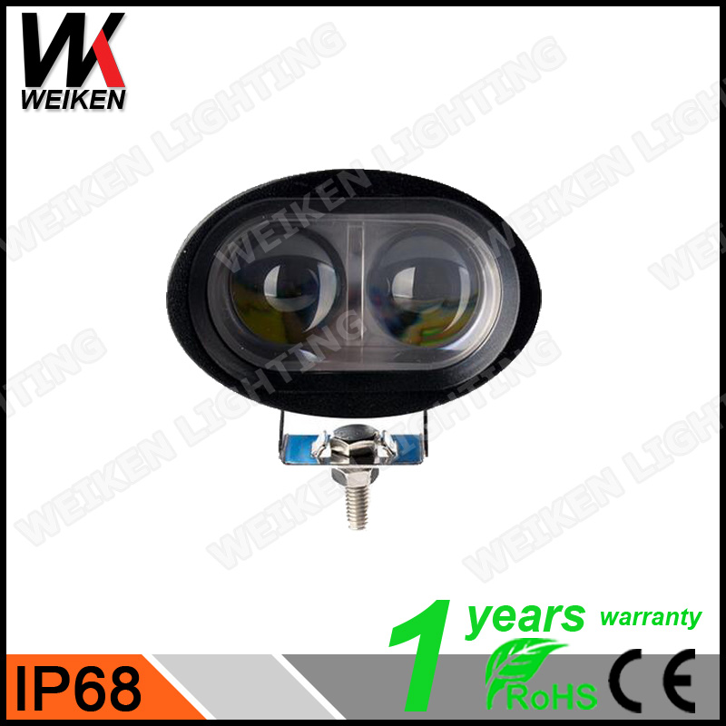 WEIKEN New product Crees 20w led working light for tractor offroad truck led work light car accessories