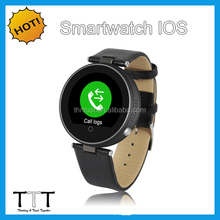 Good quality touch screen smart watch LED heart rate smart watch for IOS Android system