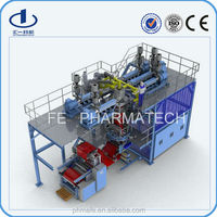 High Speed Rotary Die Head HDPE LDPE Film Blowing Machine