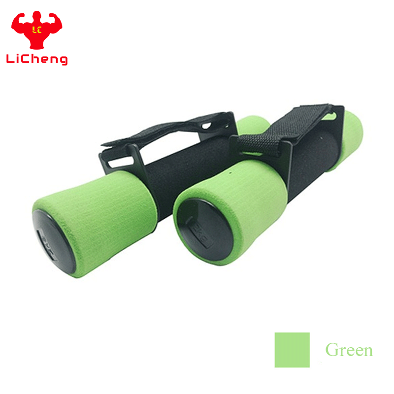 soft foam Dumbbell sets with strap