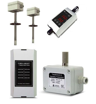 Temp - humidity transmitter