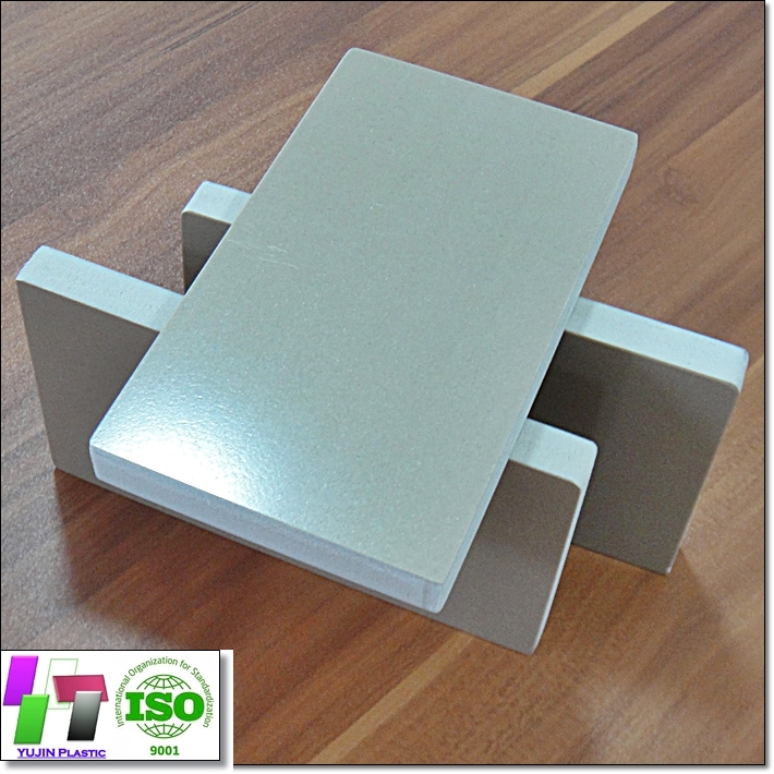 building materials pvc 10mm foam sheet wpc board