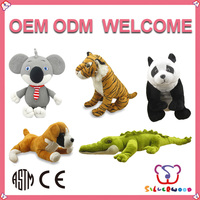ICTI Factory supply high quality stuffed animal lamb
