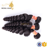 super wave can be dye any color 100 percent virgin human hair extension