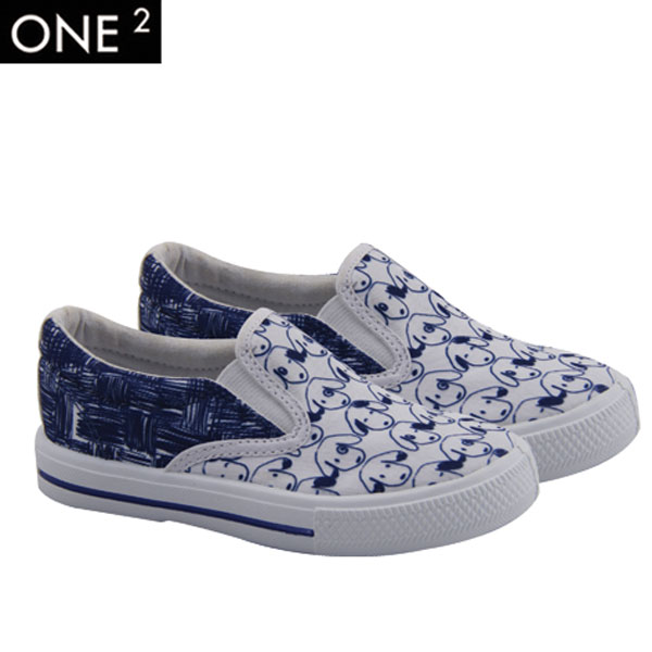 2015 Hand Draw Design Printing Shoes For Kids, Kids Shoes with Dog Picture, Kids School Shoes
